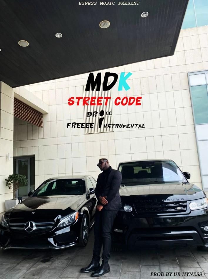 Medikal(Street Code-Drill Type Beat)(Prod By Ur Hyness)