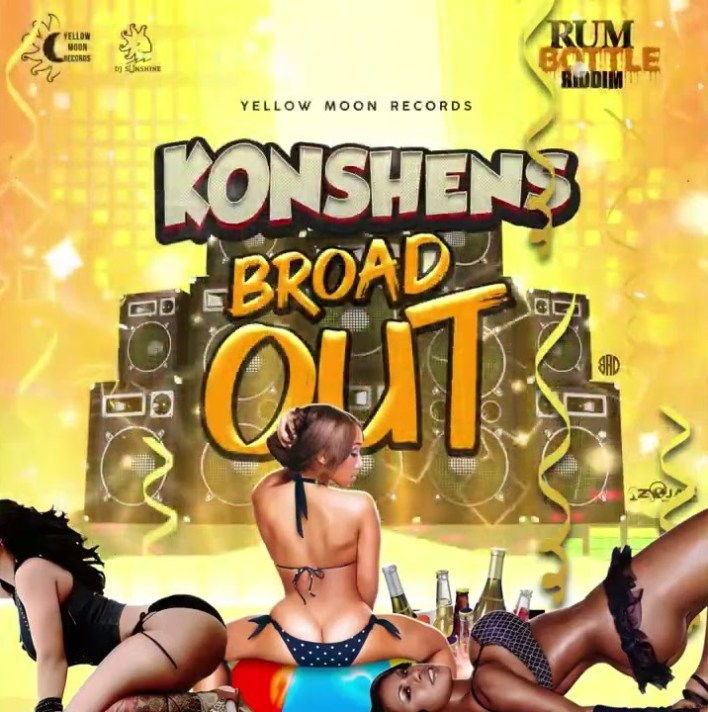 Konshens – Broad Out mp3 download