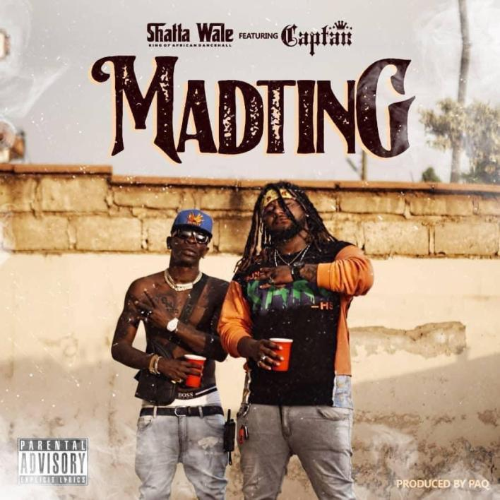 Shatta Wale – Madting Ft Captan mp3 download