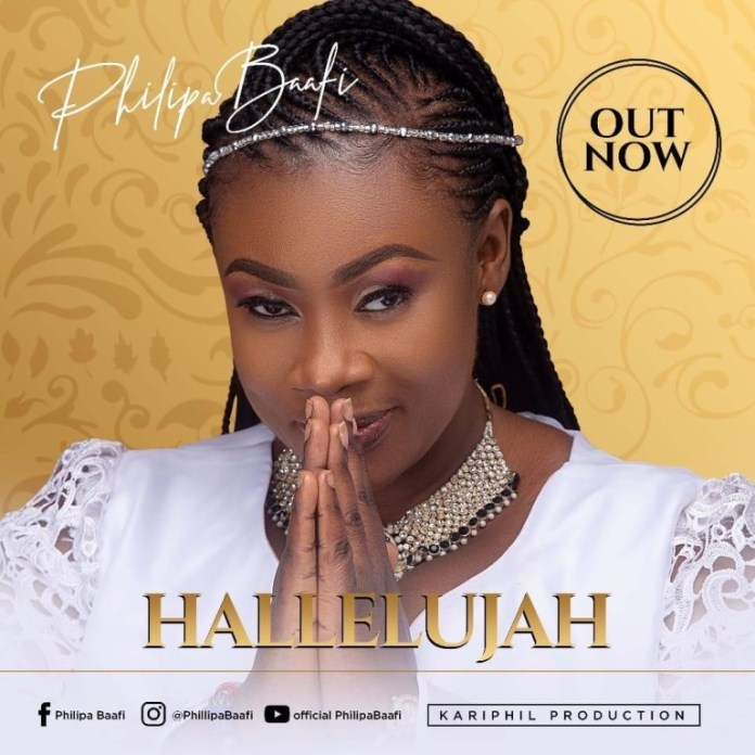Philipa Baafi – Hallelujah mp3 download