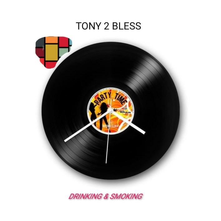 Tony2Bless - Party Time