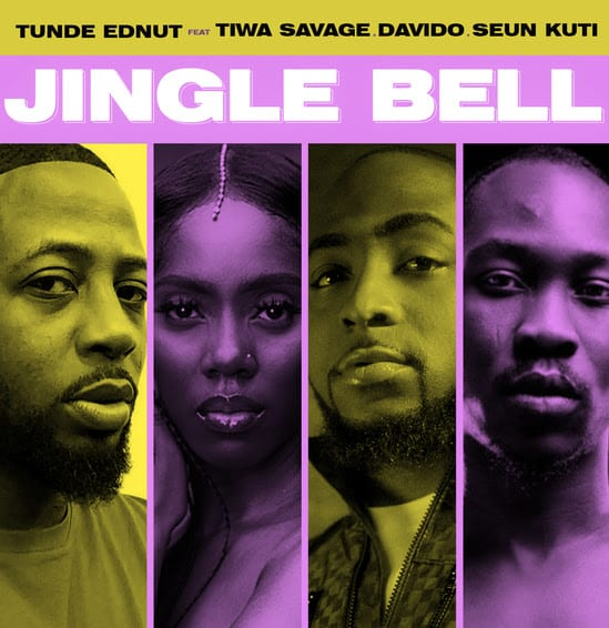 Tunde Ednut – Jingle Bell Ft Davido x Tiwa Savage & Seun Kuti mp3 download