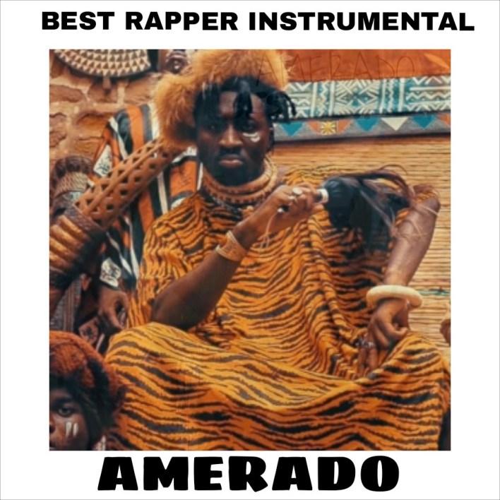 Amerado – Best Rapper Ego (Beat + Hook)