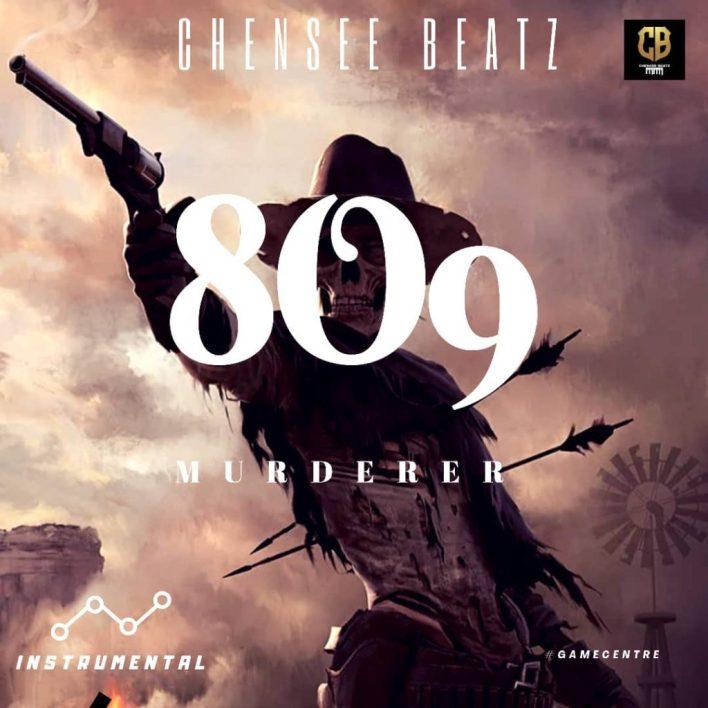 Chensee Beatz – 8O9 Murderer Instrumental mp3 download