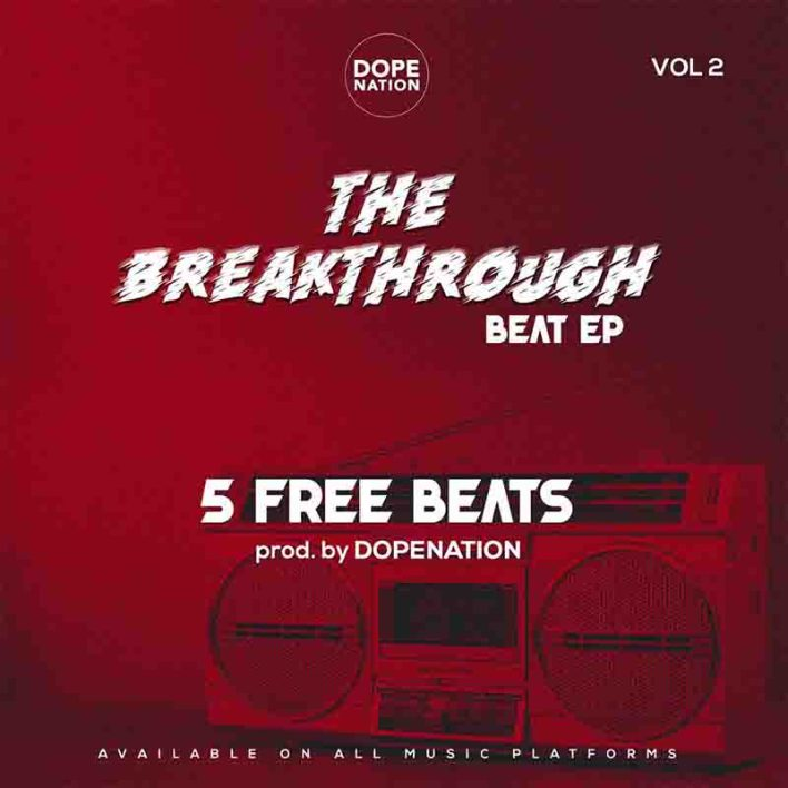 Dopenation - Afrobeat (The Breakthrough Beat EP)