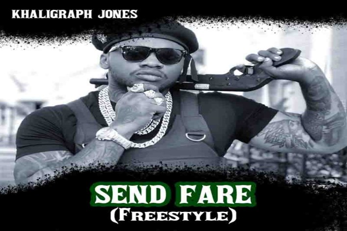 Khaligraph Jones – Send Fare Freestyle mp3 download