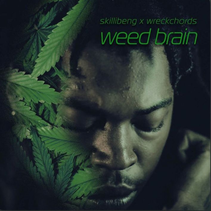 Skillibeng – Weed Brain (Prod. By Renegade Wreck Cords)