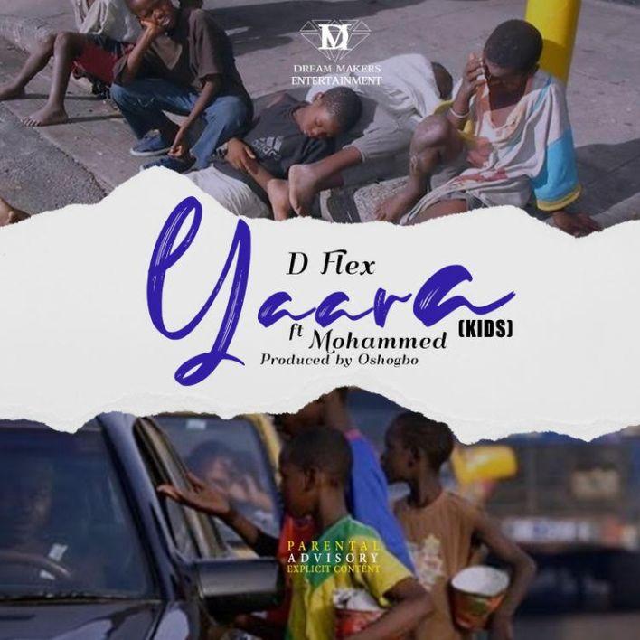 D Flex - Yaara (Kids) Ft Mohammed mp3 download