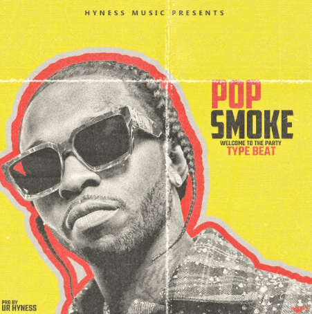 Welcome To The Party - Pope Smoke Type Drill Beatz (Prod By Ur Hyness)