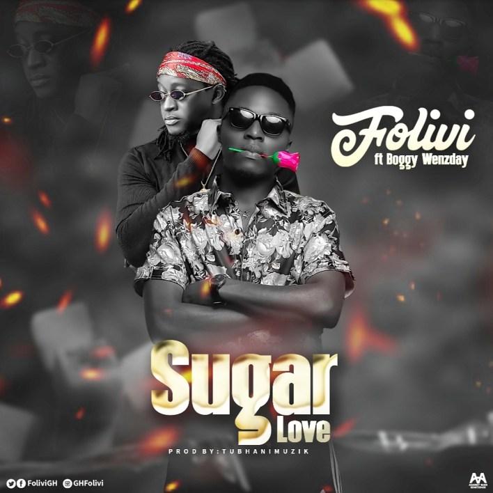 Folivi – Sugarlove Ft Boggy Wenzday mp3 download