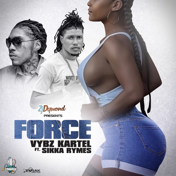 Vybz Kartel – Force Ft Sikka Rymes mp3 download
