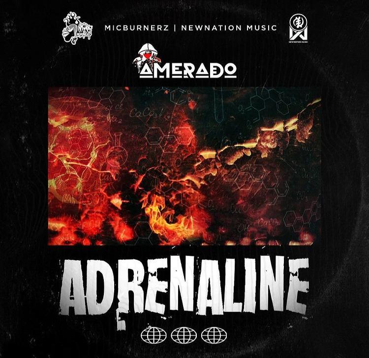 Amerado - Adrenaline (Prod. by Itz Joe Beatz)