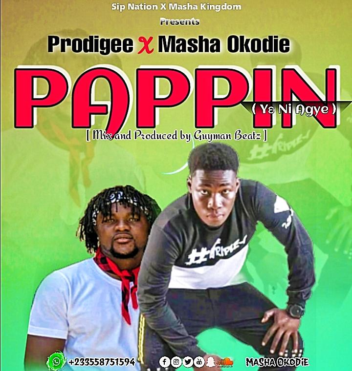 Prodigee x Masha Okodie – Pappin mp3 download