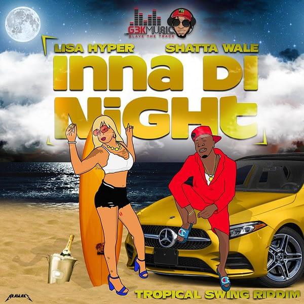 Lisa Hyper – Inna Di Night Ft Shatta Wale mp3 download