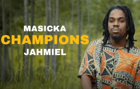 Masicka – Champions Ft Jahmiel