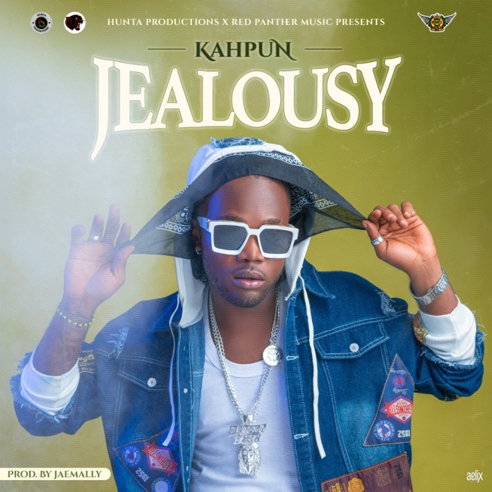 Kahpun - Jealousy (Prod. By Jaemally)
