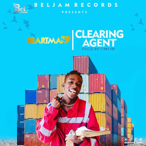 Heartma Lali – Clearing Agent (Prod by FimFim)