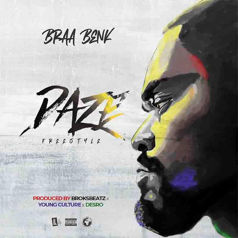Braa Benk - Daze freestyle (Prod. By Broksbeatz)