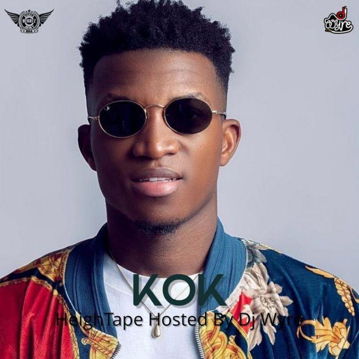 DJ Wyre - KOK HeighTape Ft Kofi Kinaata
