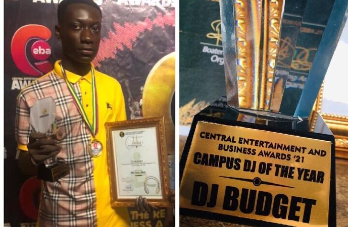 CEBA 2021: DJ Budget Wins Best Campus DJ Of The Year