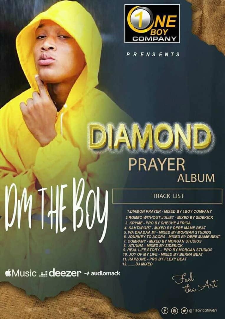 DM the Boy – Diamond Prayer (Full Album)