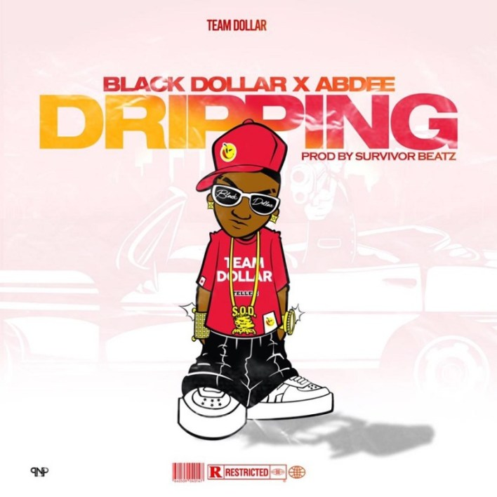 Black Dollar – Dripping Ft AbDee mp3 download