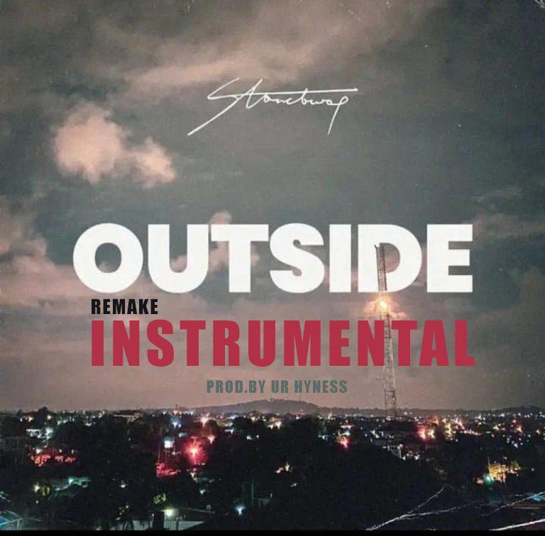 Stonebwoy - Outside Instrumental (Prod By Ur Hyness)