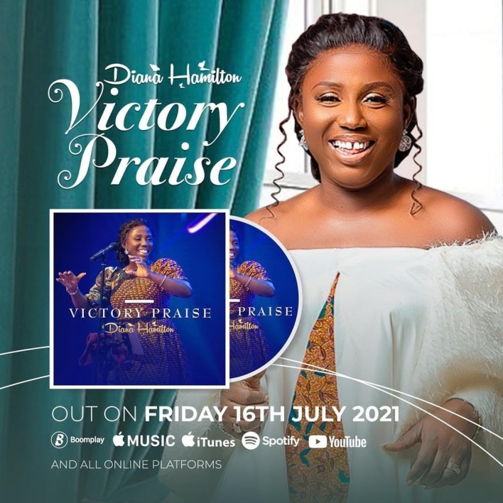 Diana Hamilton – Victory Praise mp3 download