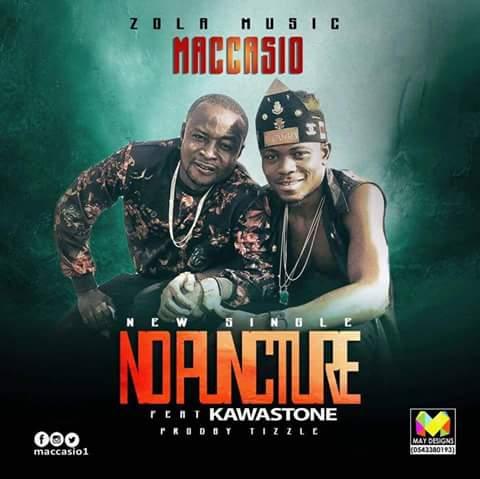 Maccasio - No Puncture Ft Kawastone