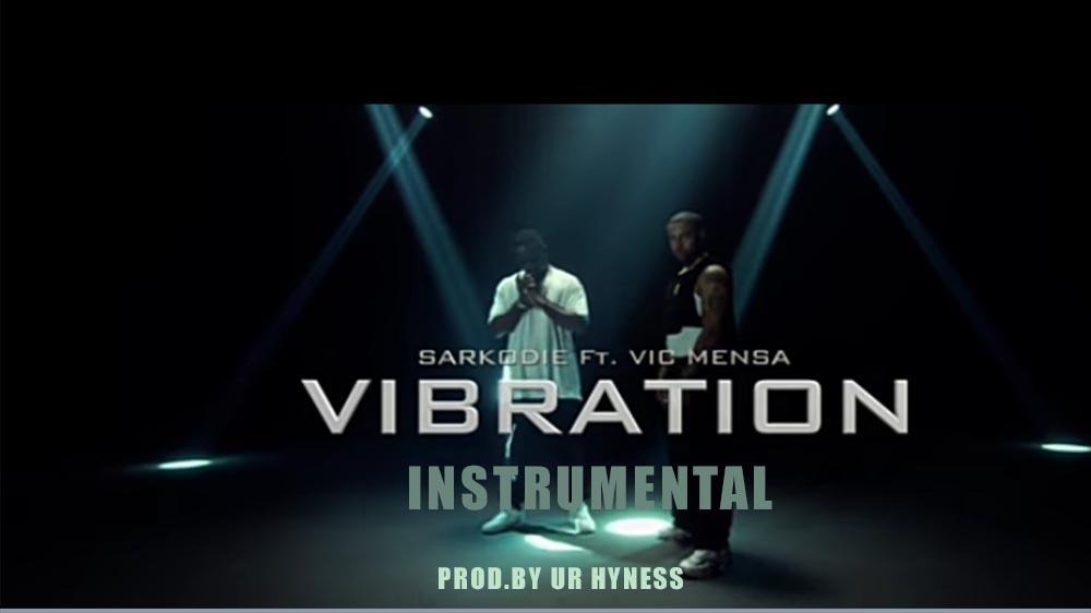 Sarkodie - Vibration Instrumental Ft Vic Mensa (Prod By Ur Hyness)