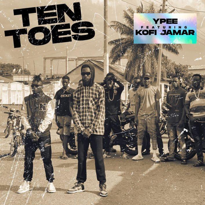 Ypee – Ten Toes Ft Kofi Jamar mp3 download