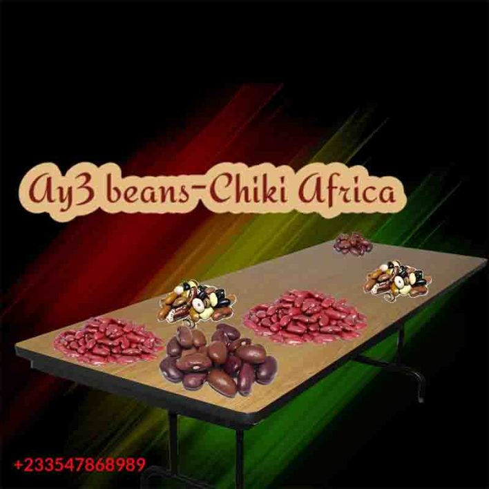 Chiki Africa - Ay3 Beans (Produced by Chiki Beats)