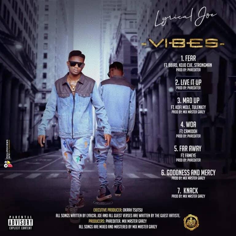 Lyrical Joe - Vibes EP [Full Album]
