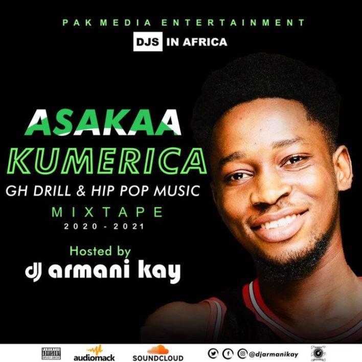 DJ Armani Kay – Asakaa Kumerica Mixtape