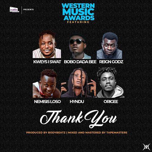 Western Music Awards – Thank You Ft Takoradi All Stars mp3 download