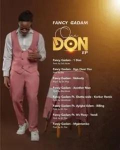 Fancy Gadam – Korkor Remix Ft Shatta Wale
