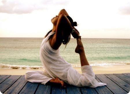 online yoga course tutorial