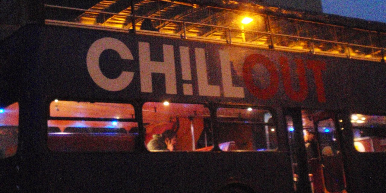 Chill-Out-Jugendbus in Aachen-Nord!