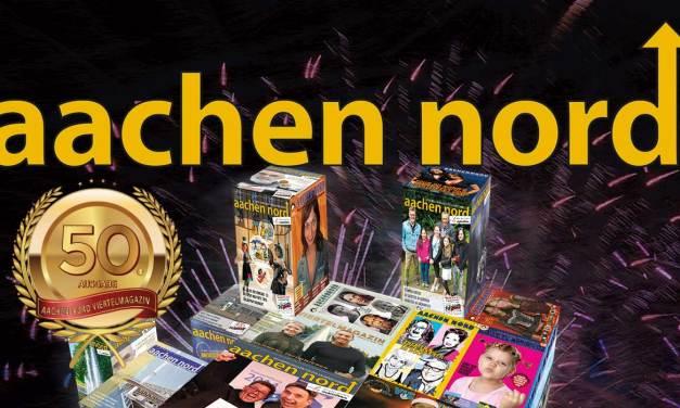 Die 50. Ausgabe Aachen Nord ist da!