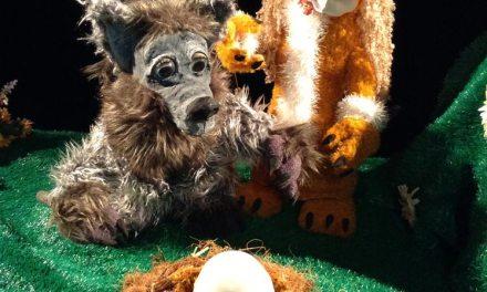 """Puppenspiel """"das lustige Küken"""""""