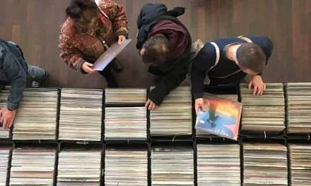 Die Schallplatten kommen zurück