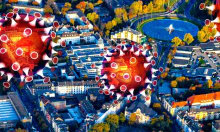 Der Corona Virus hat Aachen Nord fest im Griff