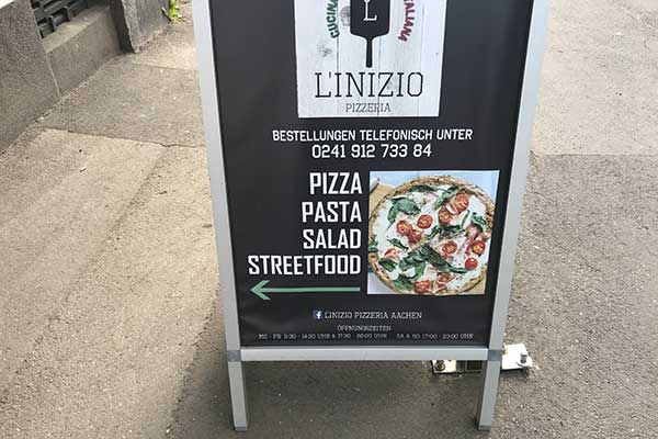 L'Inizio Pizza