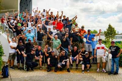 Cross Golf Aachen Teilnehmer