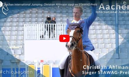 Aachen international jumping – Stawag Preis