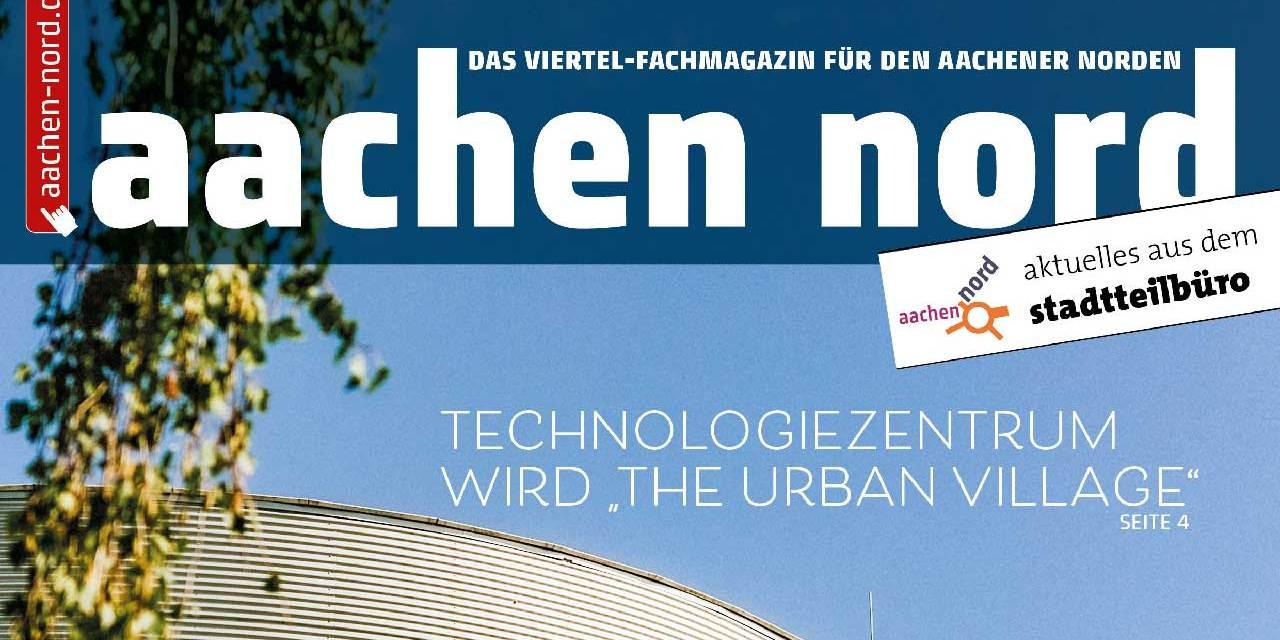 Aachen Nord Viertelmagazin 62 Winter 2020/21