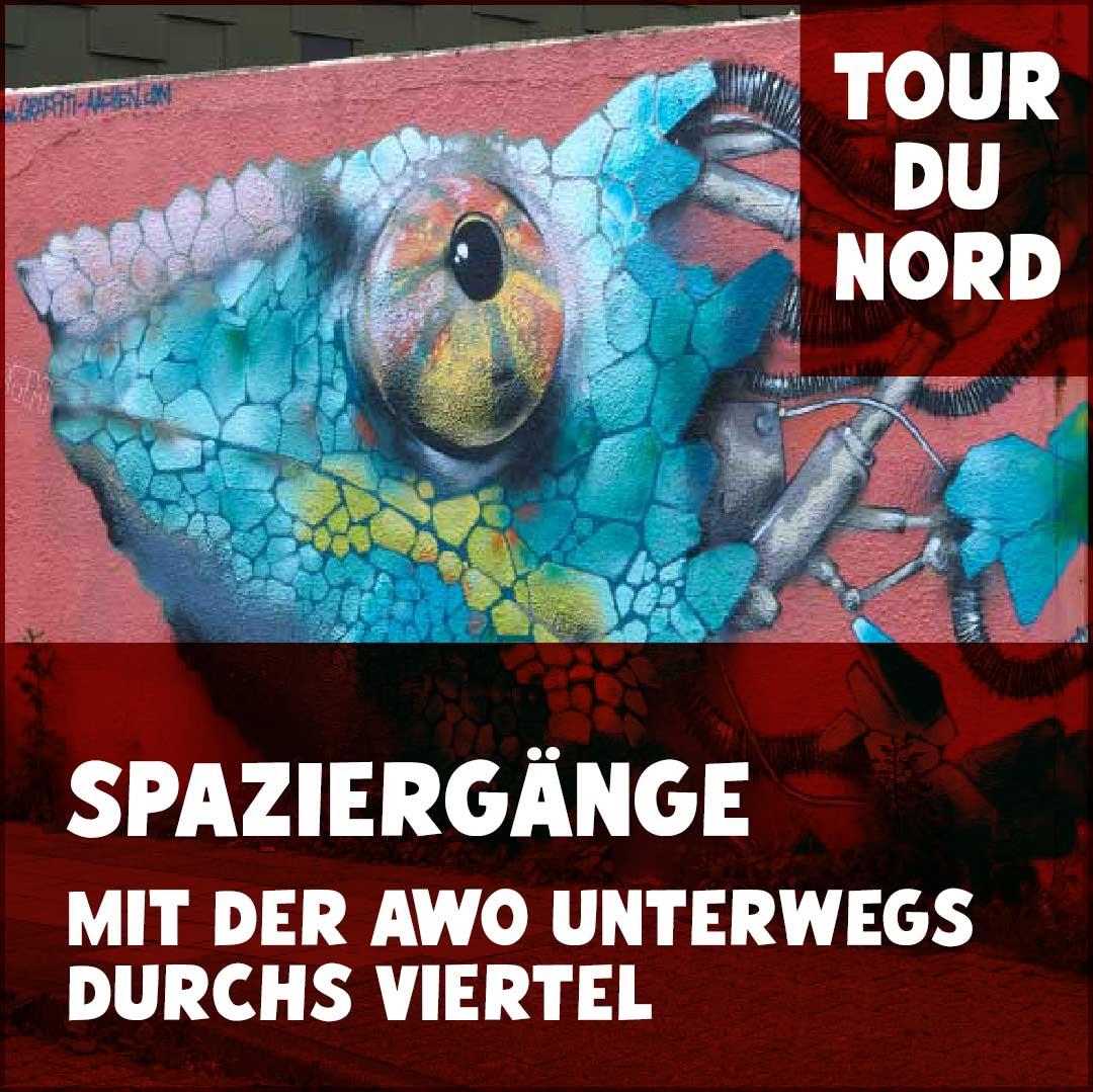 Aachen Nord Spaziergang