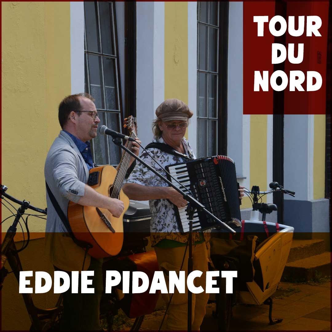 Eddie Pidancet