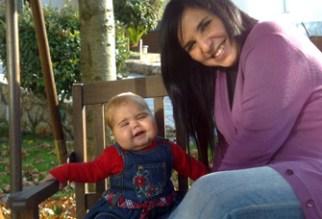 Judith amb Iria