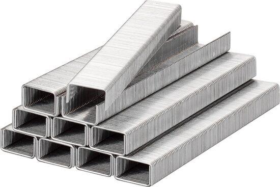 Hæfteklammer 10,7 x 8 mm 5000 stk. værktøj